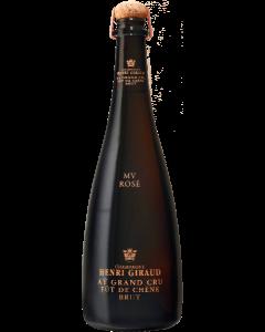 """Champagne Ay Grand Cru """"Fut de Chene"""" Rosé - Henri Giraud"""