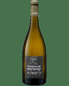 """Chassagne-Montrachet 1er cru """"Les Chenevottes"""" 2014 - Au pied du Mont Chauve"""