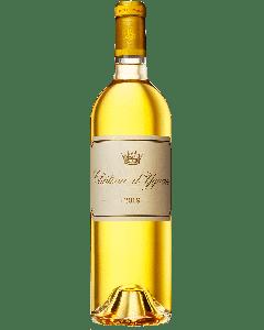 Chateau d'Yquem 2018 mezza bottiglia - Sauternes 1er Grand Cru Classé Superieur