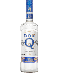 Cristal Puerto Rican Rum - DonQ