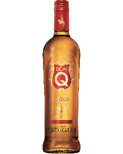 Gold Puerto Rican Rum - DonQ