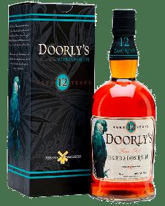 Doorly's 12 anni Barbados Rum con astuccio - Foursquare Distillery