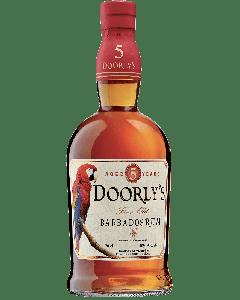 Doorly's 5 anni Barbados Rum - Foursquare Distillery