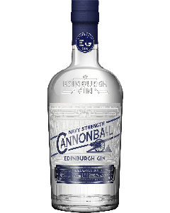 "Navy Strength ""Cannonball"" Gin- Edinburgh Gin Distillery"