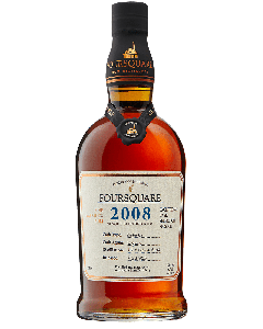2008 Barbados Rum - Foursquare Distillery