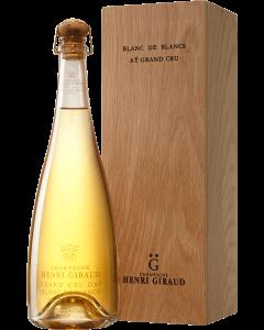 """Champagne Ay Grand Cru """"Fut de Chene"""" Blanc de Blanc 2011 con astuccio - Henri Giraud"""