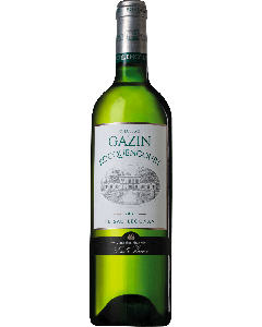 Chateau Gazin-Rocquencourt - Pessac-Léognan Blanc 2016