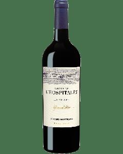 Chateau Hospitalet Grand Vin La Clape 2018 - Gérard Bertrand