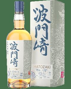 Hatozaki Pure Malt Japanese Whisky con astuccio - Kaikyo Distillery