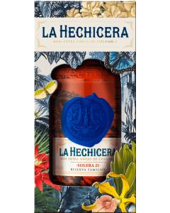 "La Hechicera Rum ""Reserva Familiar"" con astuccio - La Hechicera"