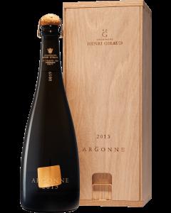 "Champagne Ay Grand Cru ""Argonne"" 2013 con astuccio - Henri Giraud"