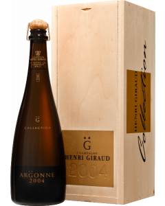 "Champagne Ay Grand Cru ""Argonne"" 2004  Collection con astuccio - Henri Giraud"