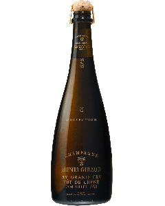 "Champagne Ay Grand Cru ""Fut de Chene"" 2000  Collection  con astuccio - Henri Giraud"
