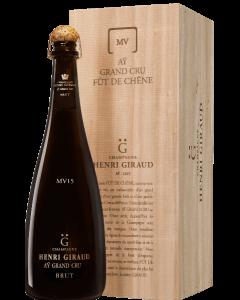 """Champagne Ay Grand Cru """"Fut de Chene"""" MV 15 Magnum con astuccio - Henri Giraud"""