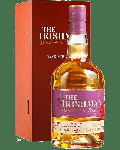 Cask Strenght Irish Whiskey con astuccio - The Irishman