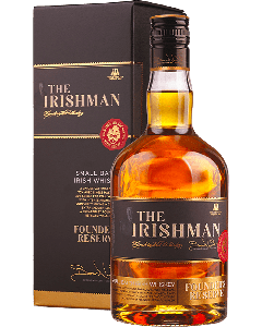 Founder's Reserva Irish Whiskey con astuccio - The Irishman