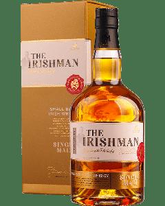 Single Malt Irish Whiskey con astuccio - The Irishman