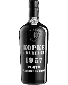 Porto Colheita 1957 astucciato - Kopke