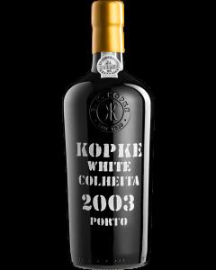 Porto Colheita White 2003 astucciato - Kopke