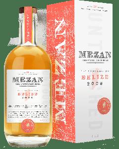 Belize Rum 2008 con astucciato - Mezan