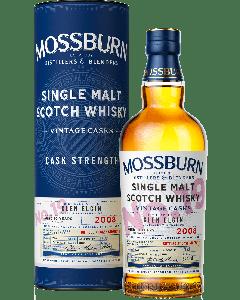 No.27 Glen Spey Speyside Single Malt 2008 Cask Strenght - Mossburn Whisky