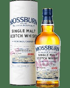 No.17 Glentauchers Speyside Single Malt 2008 - Mossburn Whisky