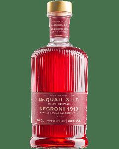 "Cocktail ""Negroni 1919"""