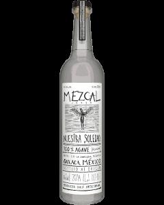 """Mezcal """"Ejutla"""" - Nuestra Soledad"""