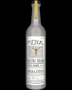 """Mezcal """"San Luis del Rio"""" - Nuestra Soledad"""