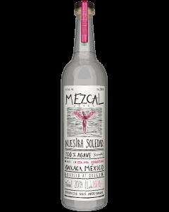 """Mezcal """"Santa Maria Zoquitlan"""" - Nuestra Soledad"""