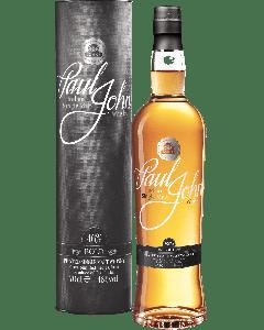 """Bold"" Single Malt Whisky indiano (molto torbato) con astuccio - Paul John Distillery"
