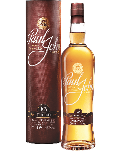 """Edited"" Single Malt Whisky Indiano (semi torbato) con astuccio - Paul John Distillery"