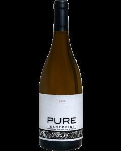 "Santorini ""Pure"" 2017 - Volcanic Slopes Vineyards"