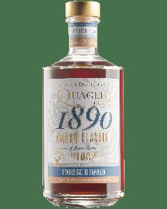 1890 Amaro classico - Antica Distilleria Quaglia