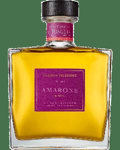 Grappa di Amarone con astuccio - Antica Distilleria Quaglia
