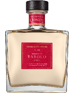 Grappa di Barolo con astuccio - Antica Distilleria Quaglia