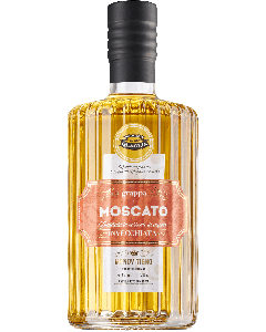 Grappa di Moscato Invecchiata - Antica Distilleria Quaglia