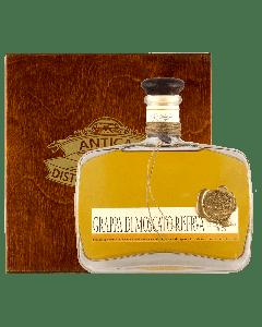 Grappa Riserva Moscato con astuccio - Antica Distilleria Quaglia
