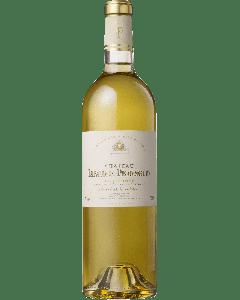 Chateau Lafaurie-Peyraguey - Sauternes 1er Grand Cru 2005 mezza bottiglia