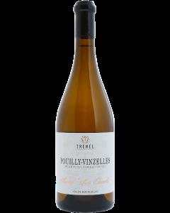 """Pouilly-Vinzelles """"Les Quarts"""" 2016 Magnum - Trenel"""